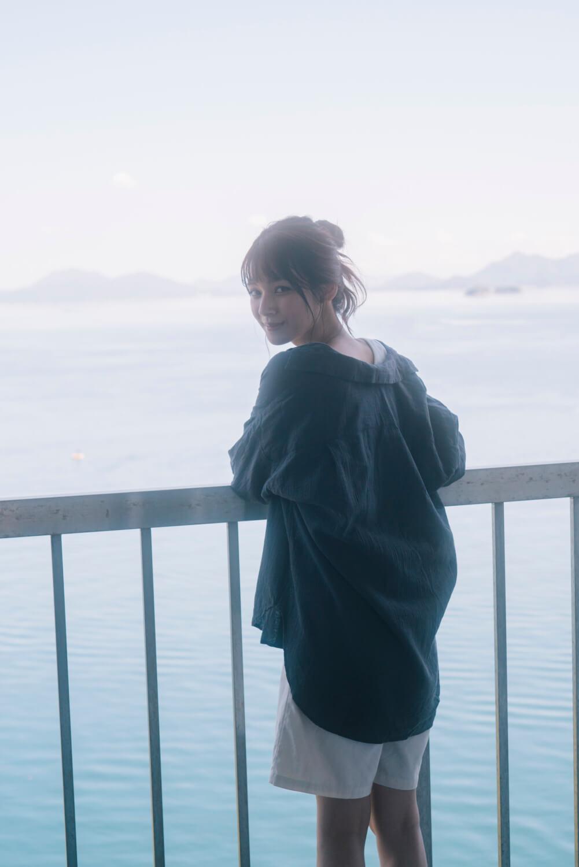 モデル 花田 茉子