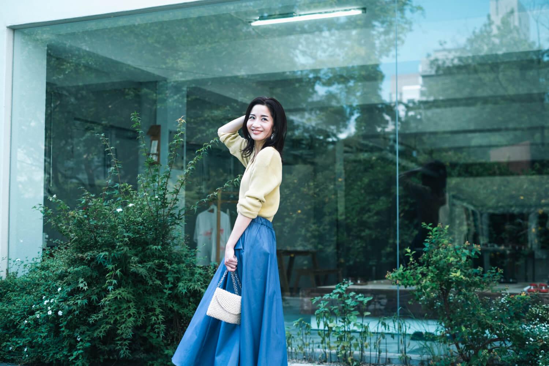 モデル 長谷川 沙姫
