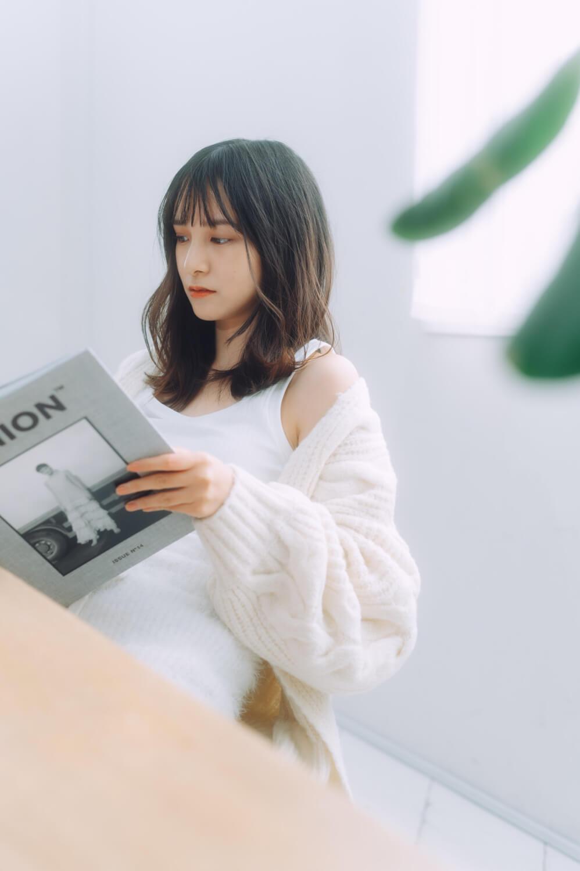 モデル 濱本 寧萌