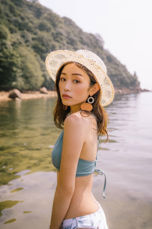 モデル 瀬戸 彩華