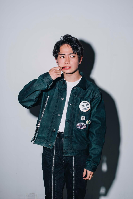 モデル 川上 佑太