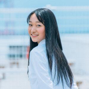 モデル前田 逢来