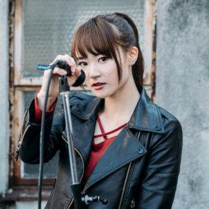 モデル梅村 幸子
