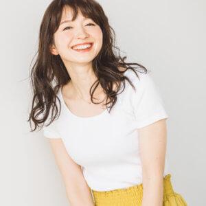 モデル堀田 奈津水