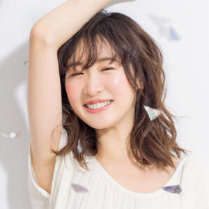モデル吉田 友利恵