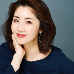 モデル芦田 桂子