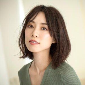 モデル天田 優奈