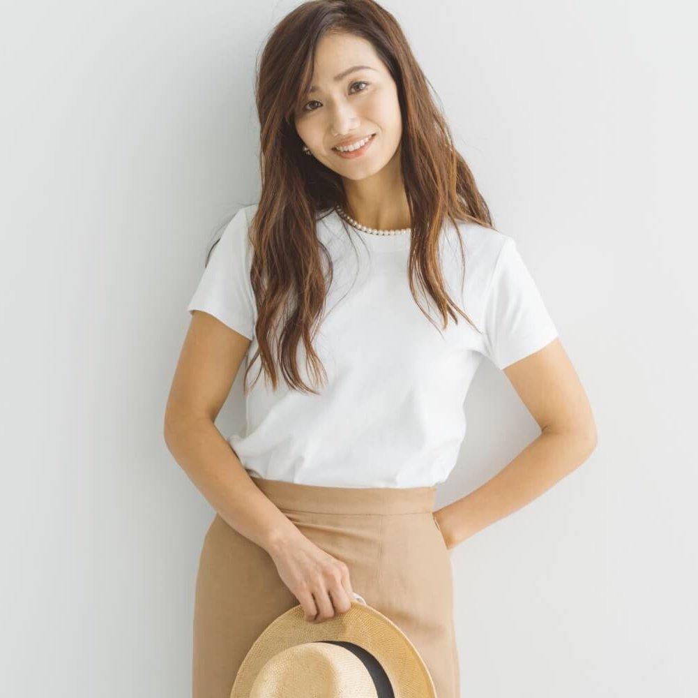 モデル 藤井 友梨