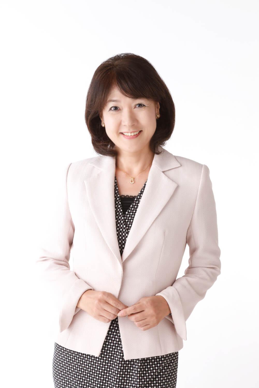 モデル 大島 雅子