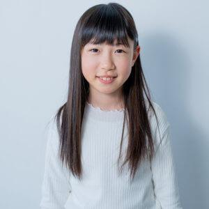 モデル永田 結萌