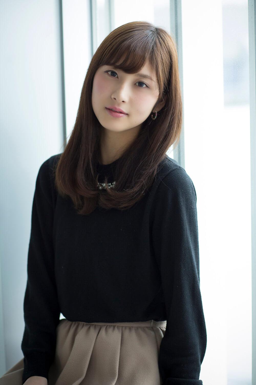 モデル 中島 結香