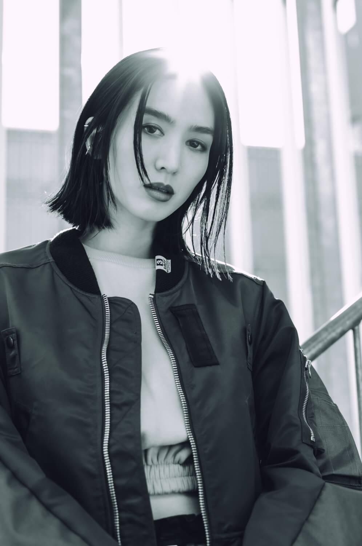 モデル 高橋 雛子