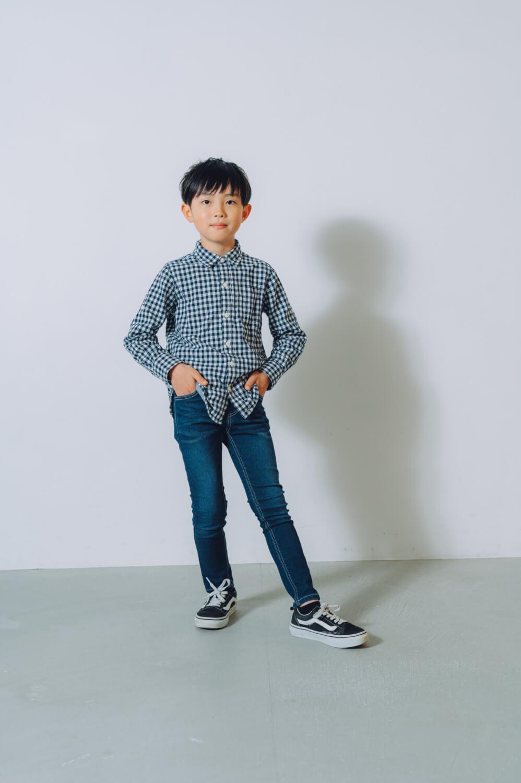 モデル 永田 修晟