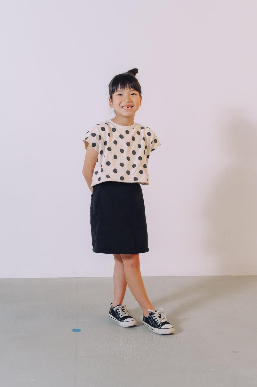 モデル 藤本 美羽