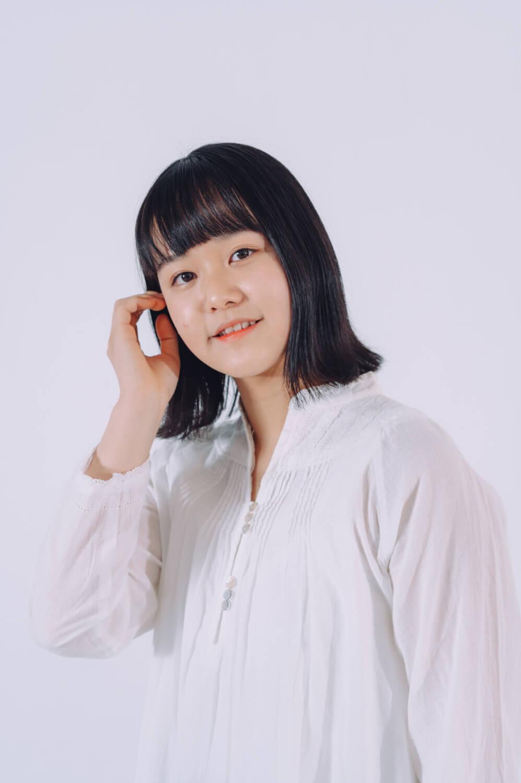 モデル 米澤 鈴音