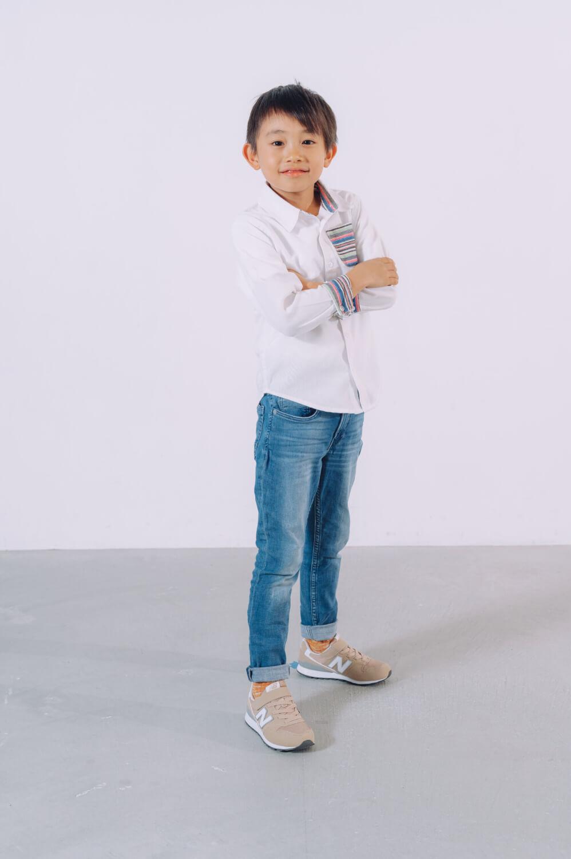 モデル 伊賀 泰希