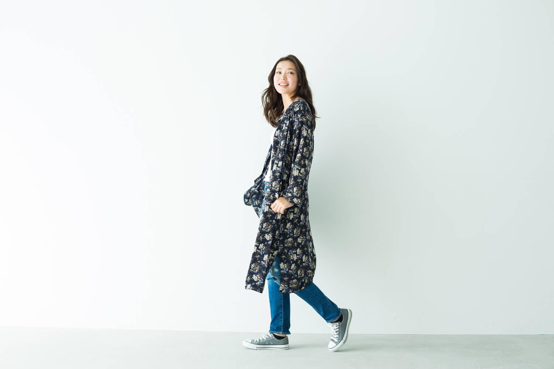 モデル 阿部 明日香