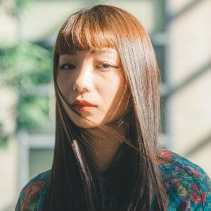 モデル安田 夏生