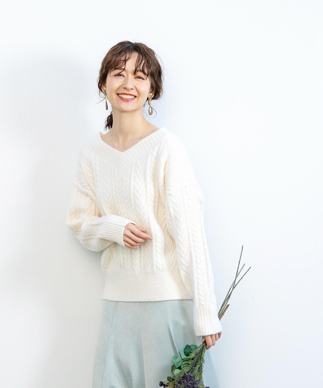 モデル 片岡 桃子
