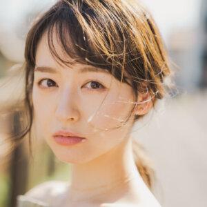 モデル片岡 桃子