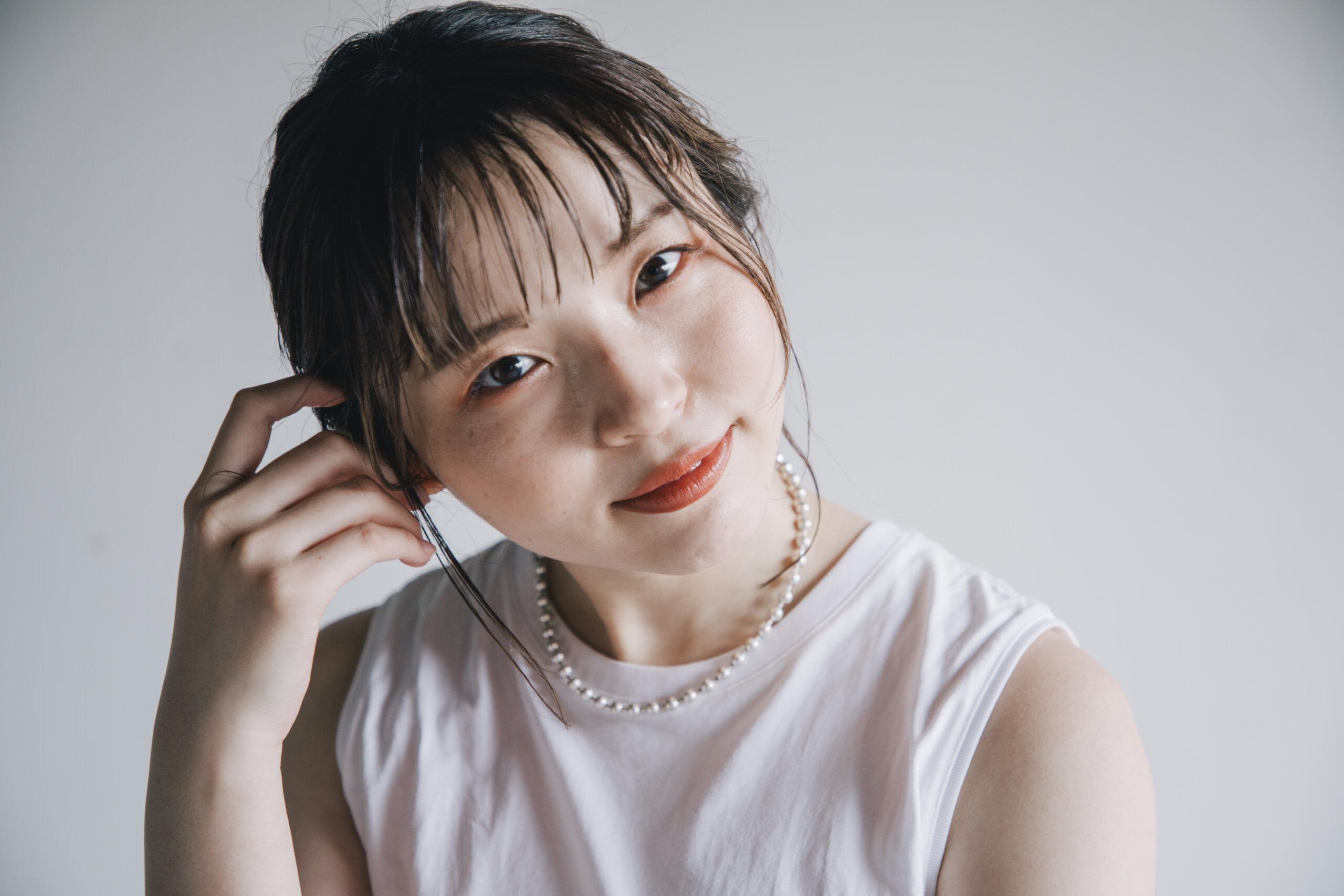 モデル 田中 彩花