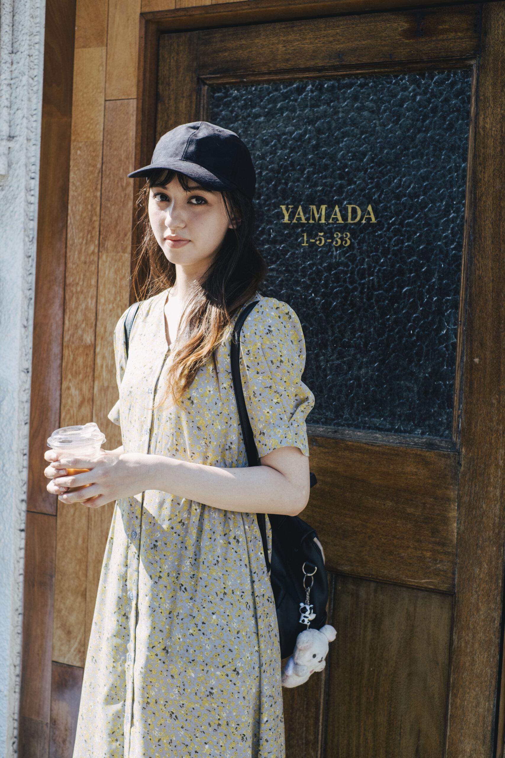 モデル 山本 アマンダ